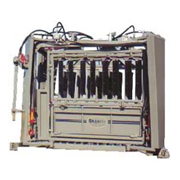 Dubas Equipment Heavy Duty Chute Model